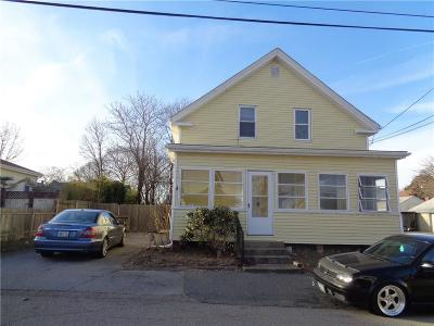 East Providence Single Family Home For Sale: 153 Second St