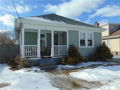 Providence County Single Family Home For Sale: 45 South St