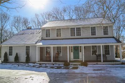 South Kingstown Single Family Home For Sale: 61 Sir Michael Cir