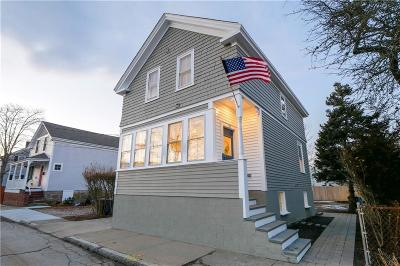 Newport Single Family Home Act Und Contract: 36 Grafton St