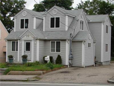 North Providence Multi Family Home For Sale: 2033 Mineral Spring Av