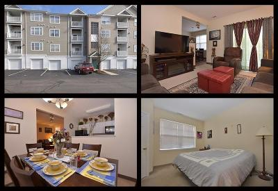 Woonsocket Condo/Townhouse For Sale: 98 Mill St, Unit#102 #102