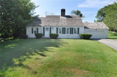 Portsmouth Single Family Home For Sale: 59 Lawrence Ter