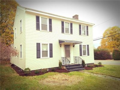 Providence County Single Family Home For Sale: 418 Sharon St