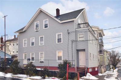 Pawtucket Multi Family Home For Sale: 172 Magill St