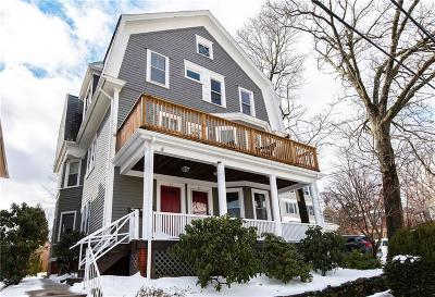 Providence County Condo/Townhouse For Sale: 81 Larch St, Unit#1 #1