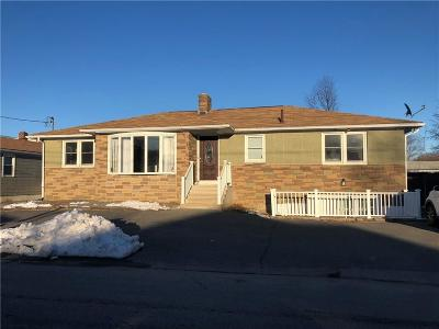 Cranston Single Family Home For Sale: 16 Aldrich Av