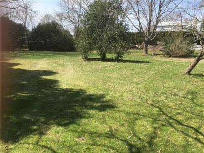 Bristol RI Residential Lots & Land For Sale: $269,000