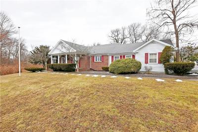 Providence County Single Family Home For Sale: 880 Veterans Memorial Pkwy