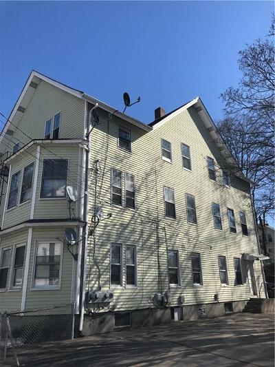 Central Falls Multi Family Home For Sale: 50 - 52 Summer St