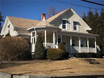 West Warwick Single Family Home For Sale: 46 West St