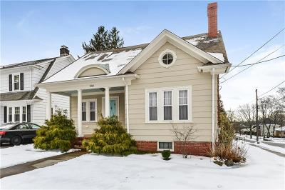 Providence RI Single Family Home For Sale: $329,000