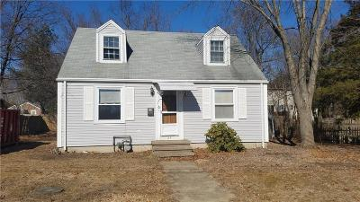 Warwick Single Family Home For Sale: 45 Halsey Dr