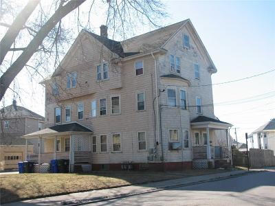 Providence County Multi Family Home For Sale: 210 - 212 Cottage St