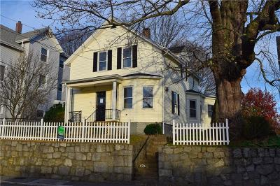 Cumberland Single Family Home For Sale: 455 High St