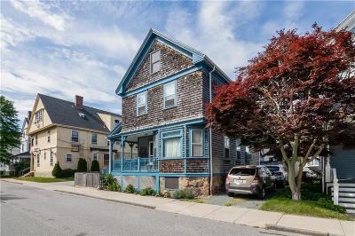 Newport RI Single Family Home For Sale: $497,500