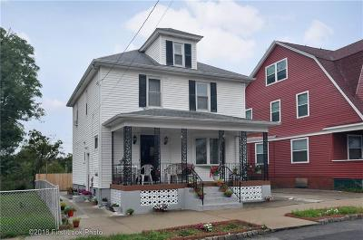 Providence Single Family Home For Sale: 100 Ohio Av
