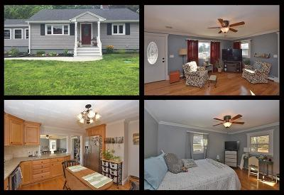 North Smithfield Single Family Home For Sale: 1575 Victory Hwy