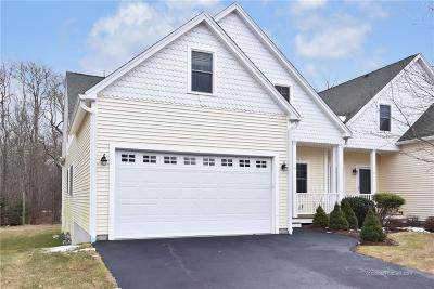 South Kingstown Condo/Townhouse For Sale: 45 Southwinds Dr