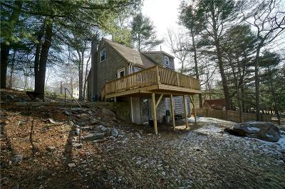 Charlestown Single Family Home Act Und Contract: 31 Skagerrak Rd