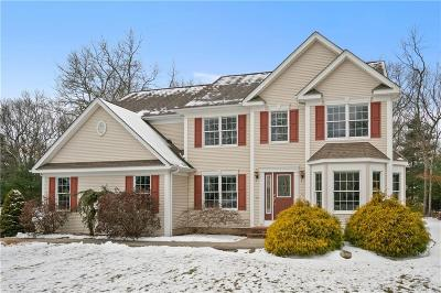 Coventry Single Family Home For Sale: 5 White Oak Ct