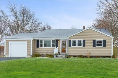 Middletown Single Family Home For Sale: 6 Namquid Dr