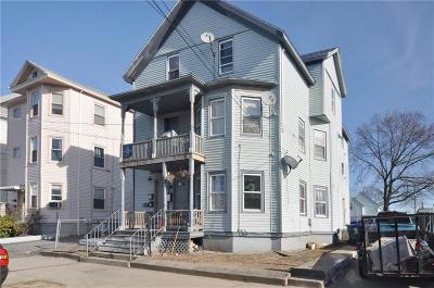 Providence RI Multi Family Home For Sale: $350,000