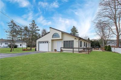 Westerly Single Family Home Act Und Contract: 37 N Capalbo Dr