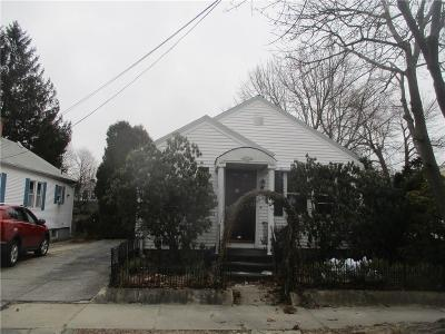 Providence Single Family Home For Sale: 9 Zella St
