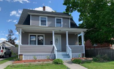 Cranston Single Family Home For Sale: 720 Pontiac Av