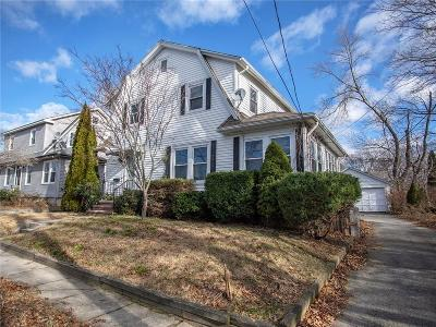 Warwick Single Family Home Act Und Contract: 26 Rosewood Av