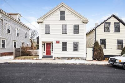 Newport Multi Family Home Act Und Contract: 25 Marsh St