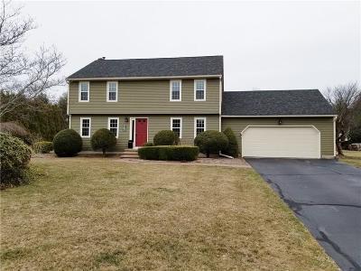 Hopkinton Single Family Home For Sale: 13 Keith Dr