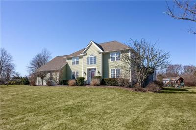 South Kingstown Single Family Home For Sale: 10 Starflower Ct