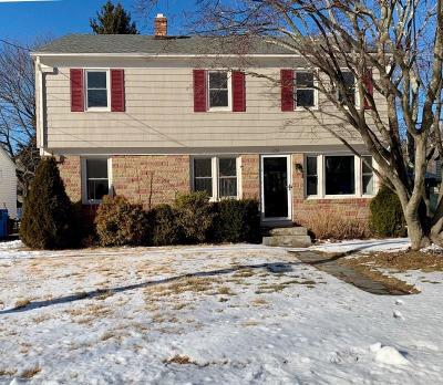 Cranston Single Family Home For Sale: 134 Cannon St