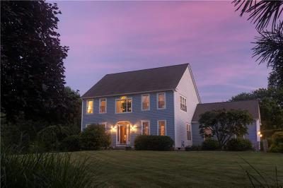 South Kingstown Single Family Home For Sale: 391 Kettle Pond Drive Dr