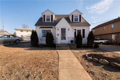 Johnston Single Family Home For Sale: 6 Thornton St
