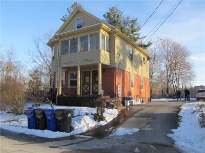 Central Falls Multi Family Home For Sale: 43 - 45 Courtland St