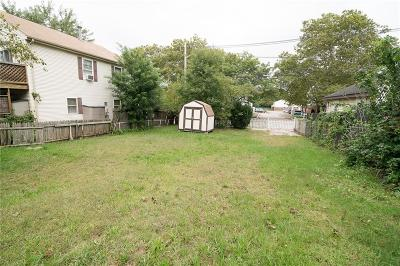 East Providence RI Residential Lots & Land For Sale: $50,000