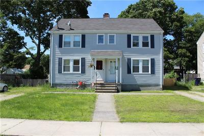 North Kingstown Multi Family Home Act Und Contract: 41 - 43 Hornet Rd