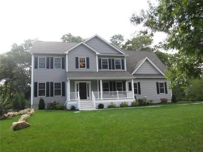 North Kingstown Single Family Home For Sale: 147 Brigade Dr