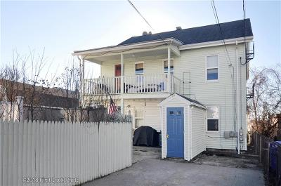 Pawtucket Multi Family Home For Sale: 19 Lilac St