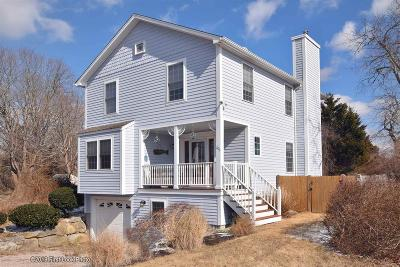 Charlestown Single Family Home Act Und Contract: 206 Ram Island Rd