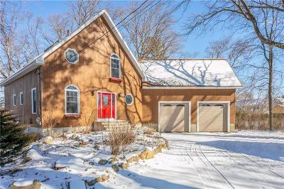 West Warwick Single Family Home Act Und Contract: 59 Robinson Wy