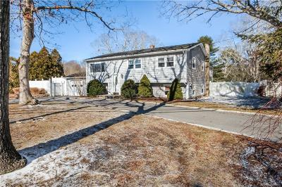 Westerly Single Family Home For Sale: 7 Wompag Rd