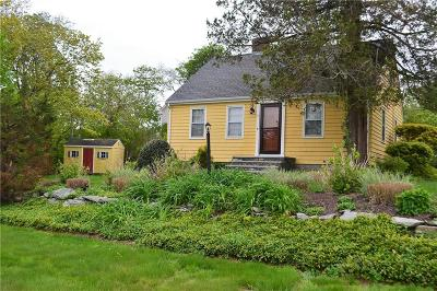 Middletown Single Family Home Act Und Contract: 11 Little Creek Lane
