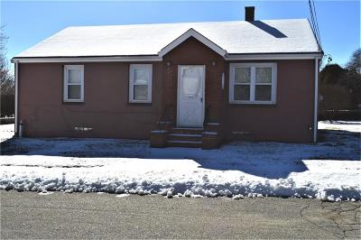 Portsmouth Single Family Home Act Und Contract: 21 Hillside Rd