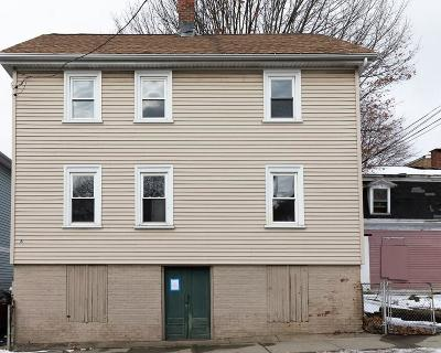 Providence RI Multi Family Home For Sale: $117,500
