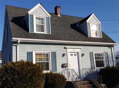 Westerly Single Family Home For Sale: 73 Tower St
