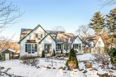 Kent County Single Family Home Act Und Contract: 119 Bates Trl